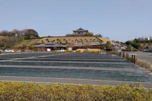 鎌倉霊園にも寄ってみました