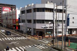 移転する横浜銀行金沢支店