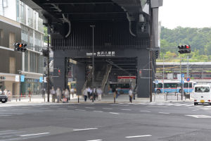 令和2年6月4日八景駅周辺