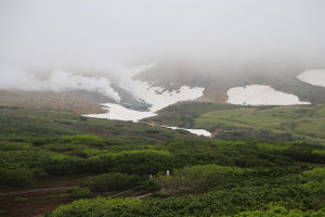 大雪山旭岳の写真