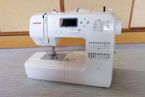 ジャノメミシンIJ501