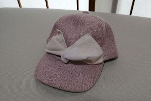 忘れて行ったお気に入りの帽子
