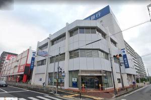 2020年1月の旧横浜銀行金沢支店