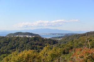 秋の気配が漂う湘南国際村