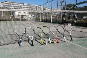 2020湘南国際村西公園でのテニス