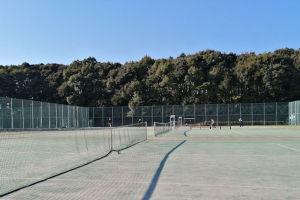 湘南国際村西公園テニスコート