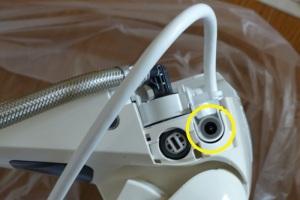 TCF4711自動洗浄電源コードは