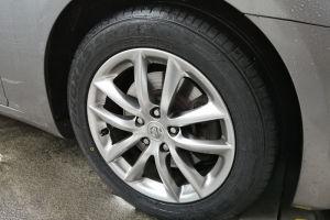 タイヤ交換して一週間