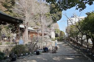 瀬戸神社に寄ってみました