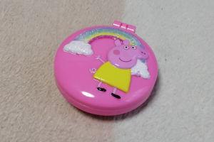 ママに買ってもらったPeppa Pig