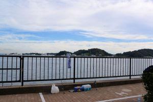 横須賀市海釣コーナーの一部再開