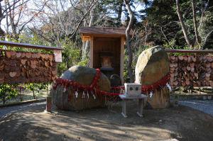 鎌倉・葛原岡神社