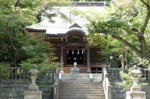 鎌倉・坂ノ下「御霊神社」
