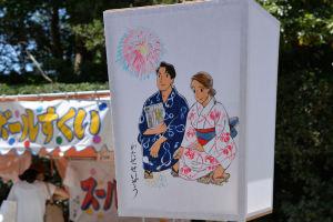 鎌倉ぼんぼり祭-1