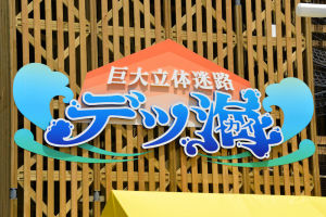 夏休みの八景島シーパラダイス