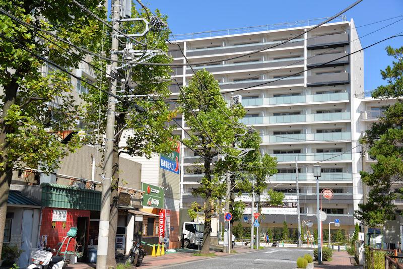 金沢文庫のマンション