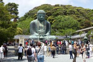 鎌倉大仏、長谷寺、そして江の島