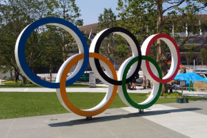 JSPO オリンピックモニュメント