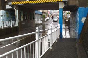 9月9日台風15号金沢区被害