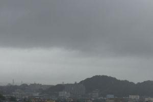 九州南部で大雨特別警報