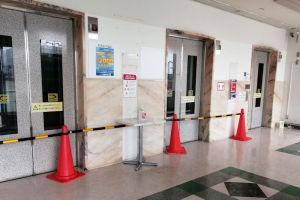 金沢八景イオンのエレベーター