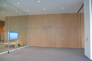 3階の横浜市会議事堂