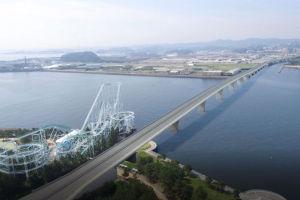 357号線が野島運河に架け られた橋で延伸