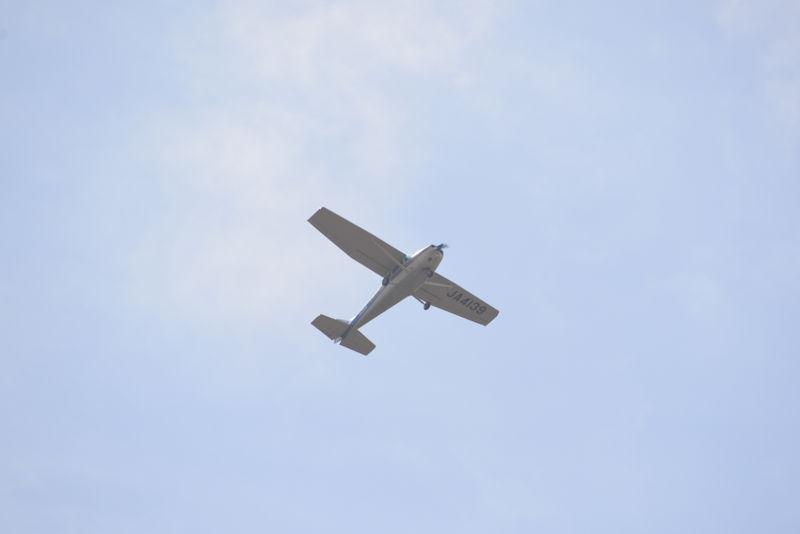 機体記号はJA4139