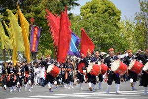 「琉球國祭り太鼓」のみなさん
