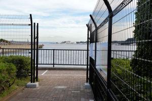 海釣コーナー入口
